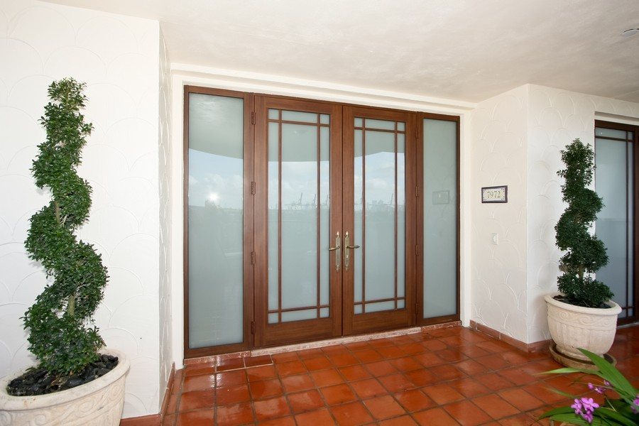 Real Estate Photography - 7972 Fisher Island Drive, 7972, Fisher Island, FL, 33109 - Entryway