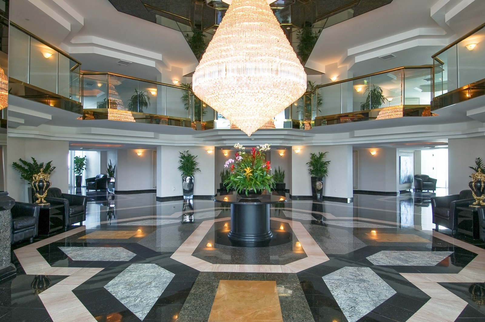 Real Estate Photography - 1700 S Ocean Blvd, 22C, Lauderdale by the Sea, FL, 33062 - Lobby
