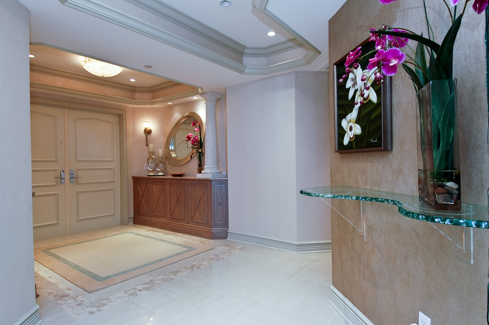 Real Estate Photography - 1700 S Ocean Blvd, 22C, Lauderdale by the Sea, FL, 33062 - Foyer