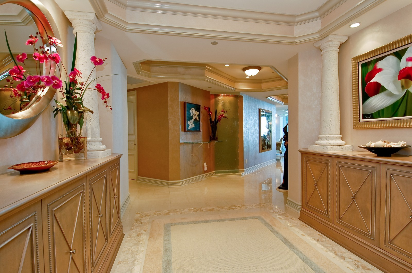 Real Estate Photography - 1700 S Ocean Blvd, 22C, Lauderdale by the Sea, FL, 33062 - Entryway
