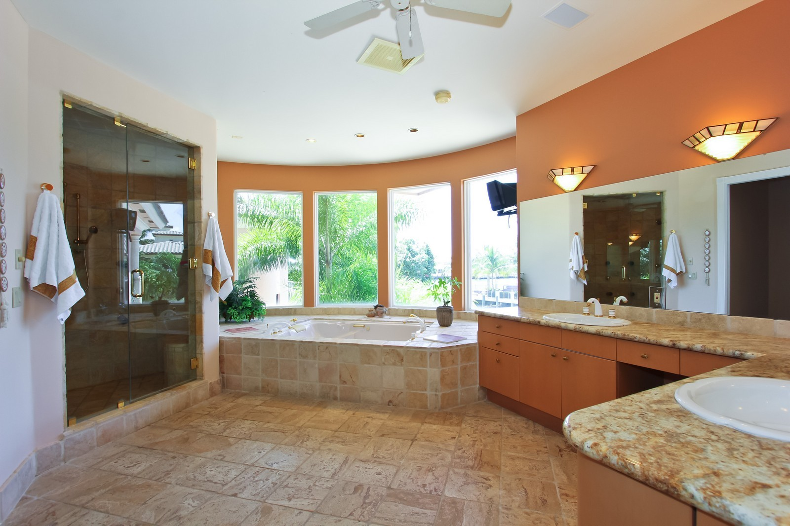 Real Estate Photography - 3310 NE 58th St, Fort Lauderdale, FL, 33308 - Master Bathroom