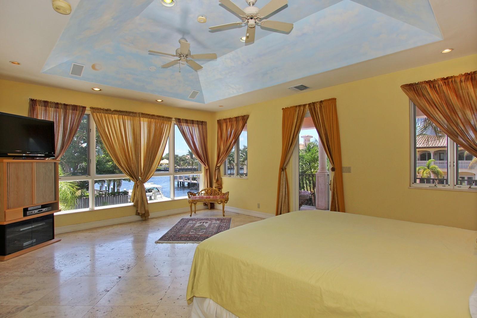 Real Estate Photography - 3310 NE 58th St, Fort Lauderdale, FL, 33308 - Master Bedroom