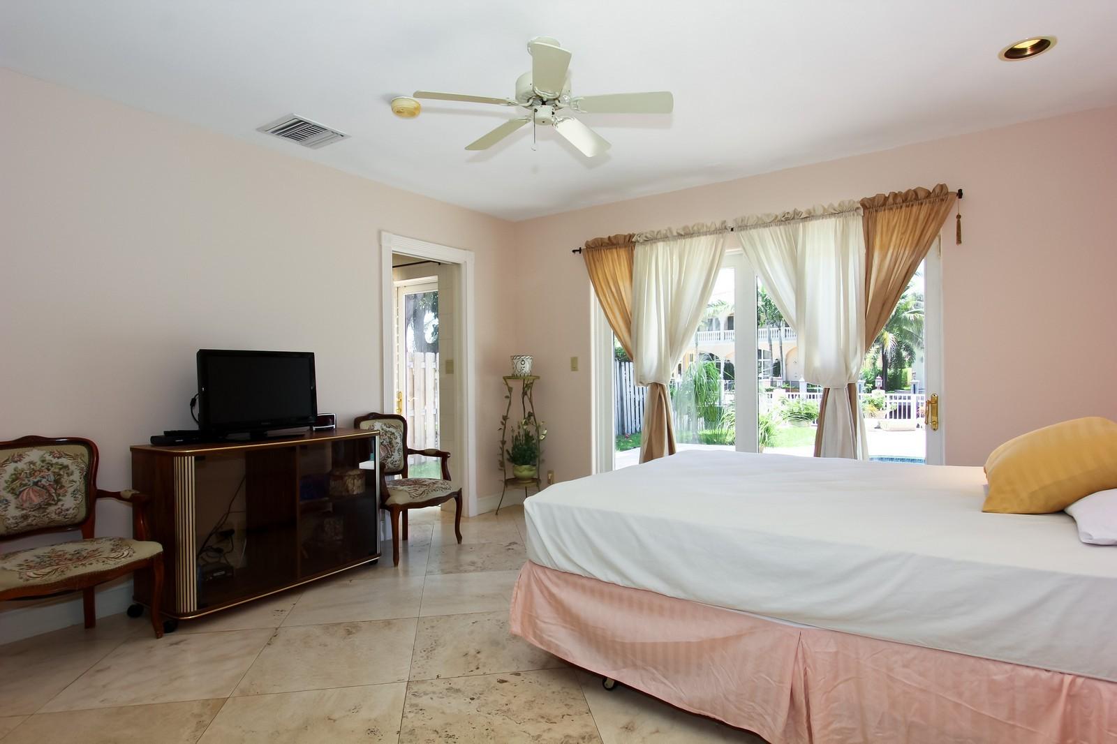 Real Estate Photography - 3310 NE 58th St, Fort Lauderdale, FL, 33308 - Bedroom