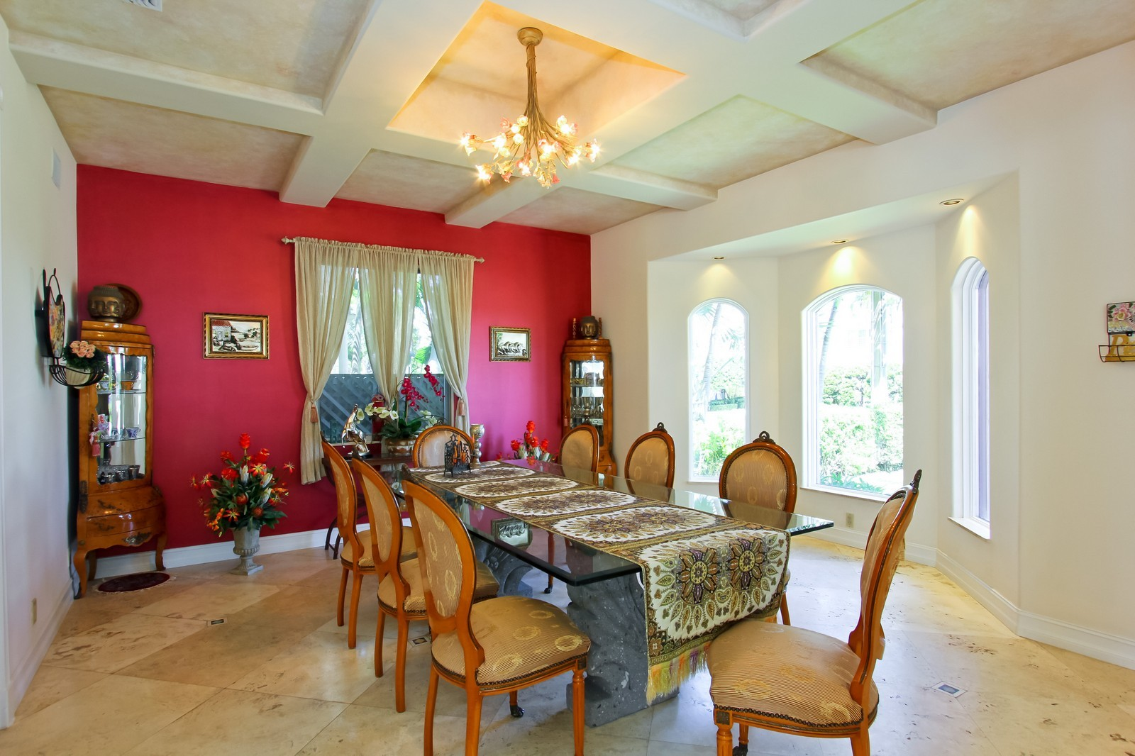 Real Estate Photography - 3310 NE 58th St, Fort Lauderdale, FL, 33308 - Dining Room
