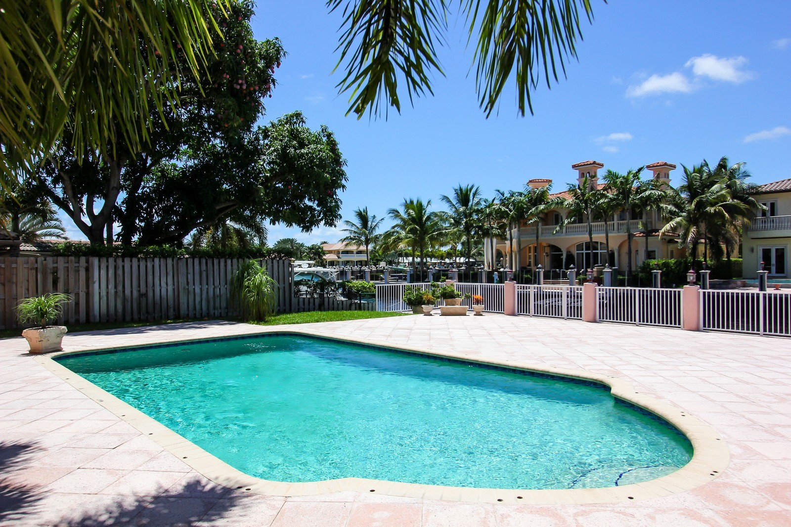 Real Estate Photography - 3310 NE 58th St, Fort Lauderdale, FL, 33308 - Pool
