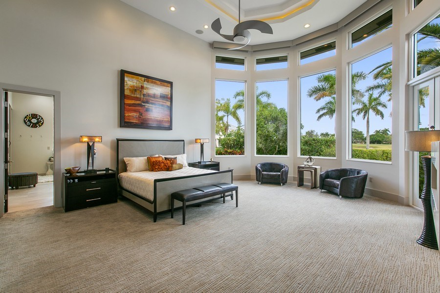 Real Estate Photography - 12709 NW 15 St, Coral Springs, FL, 33071 - Master Bedroom