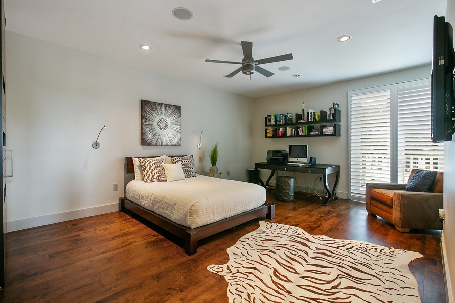 Real Estate Photography - 12709 NW 15 St, Coral Springs, FL, 33071 - 3rd Bedroom