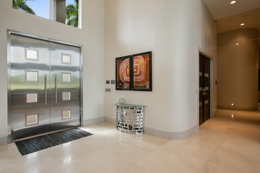 Real Estate Photography - 12709 NW 15 St, Coral Springs, FL, 33071 - Foyer