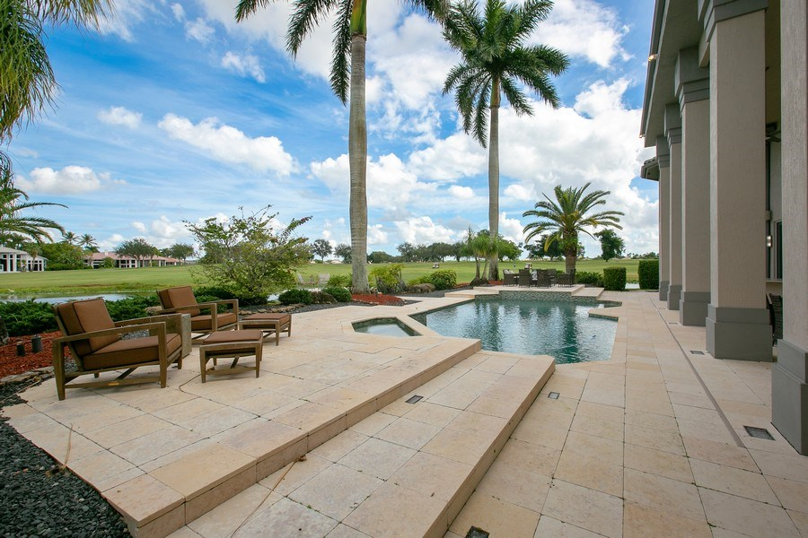 Real Estate Photography - 12709 NW 15 St, Coral Springs, FL, 33071 - Pool