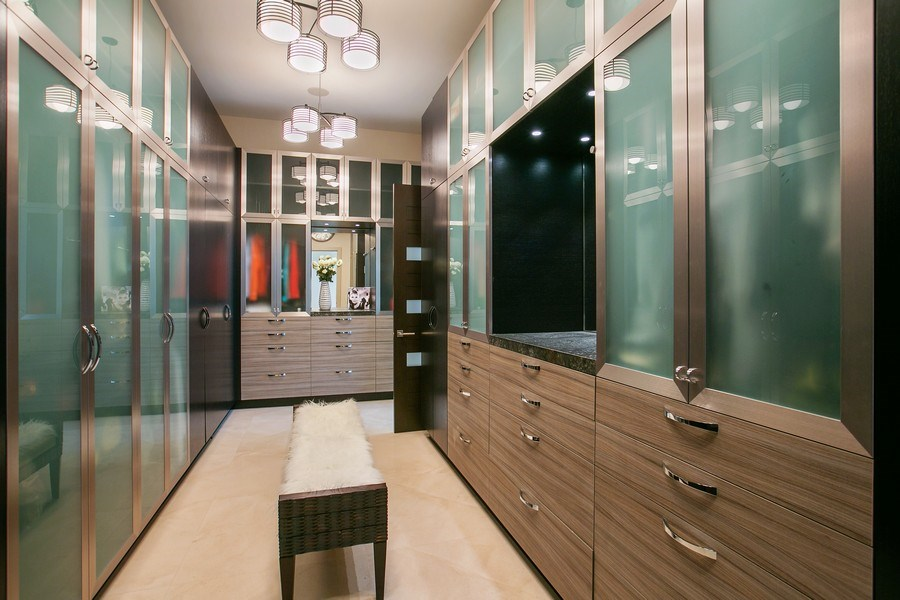 Real Estate Photography - 12709 NW 15 St, Coral Springs, FL, 33071 - Master Bedroom Closet
