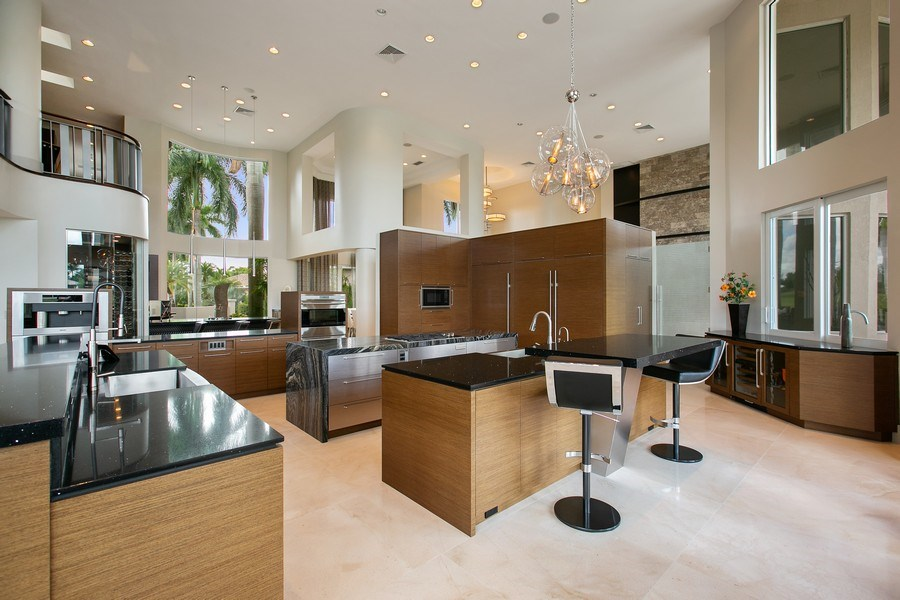 Real Estate Photography - 12709 NW 15 St, Coral Springs, FL, 33071 - Kitchen