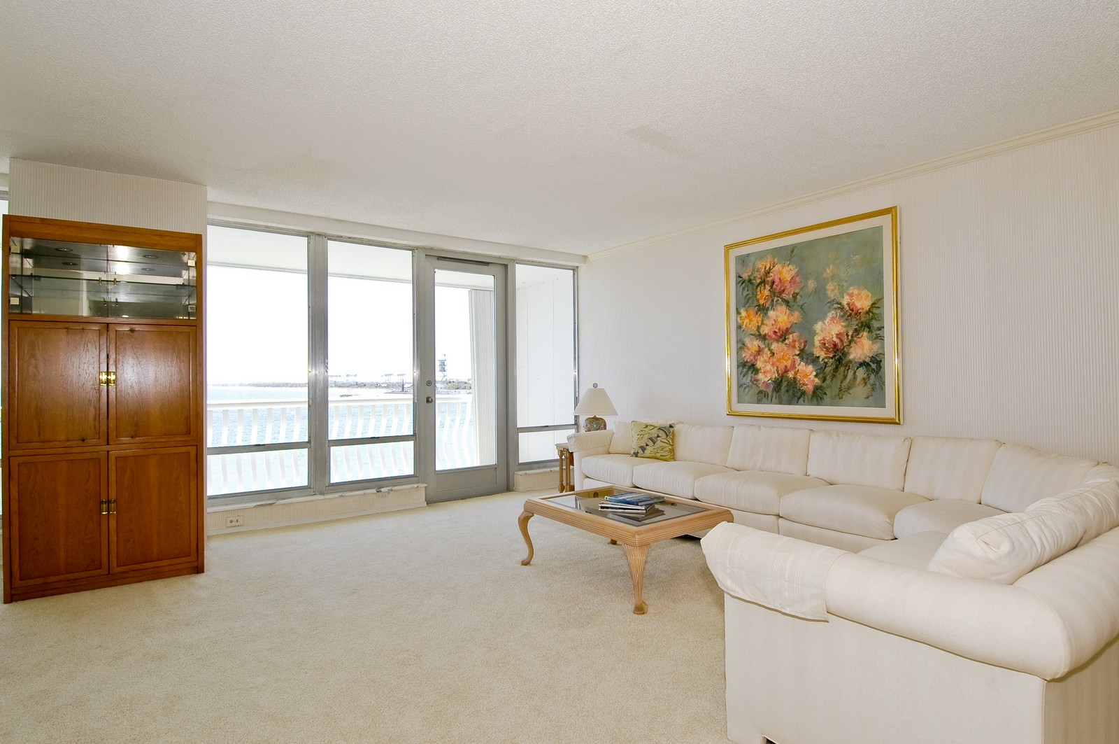 Real Estate Photography - 2200 S Ocean Ln, 206, Fort Lauderdale, FL, 33316 - Living Room