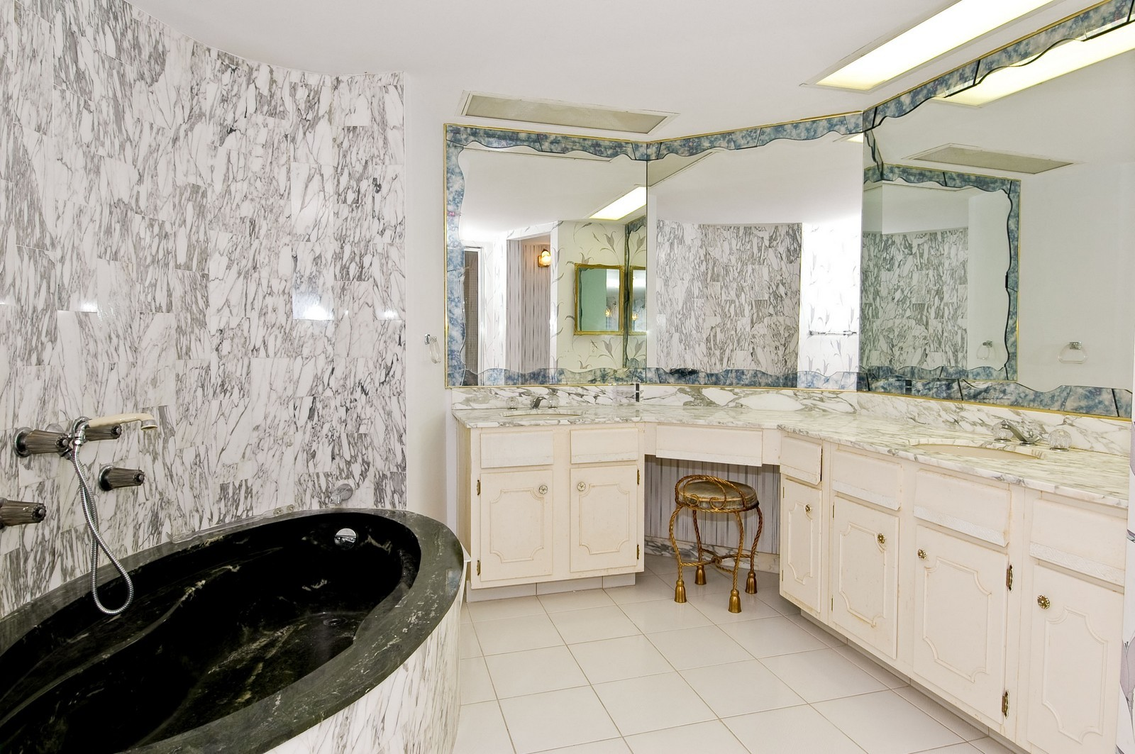 Real Estate Photography - 2200 S Ocean Ln, 206, Fort Lauderdale, FL, 33316 - Master Bathroom