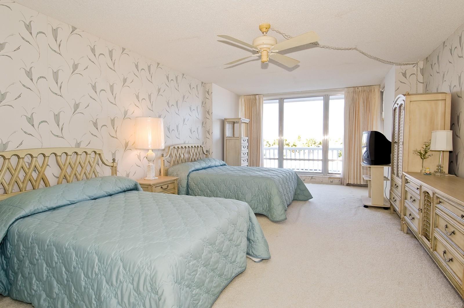 Real Estate Photography - 2200 S Ocean Ln, 206, Fort Lauderdale, FL, 33316 - Bedroom