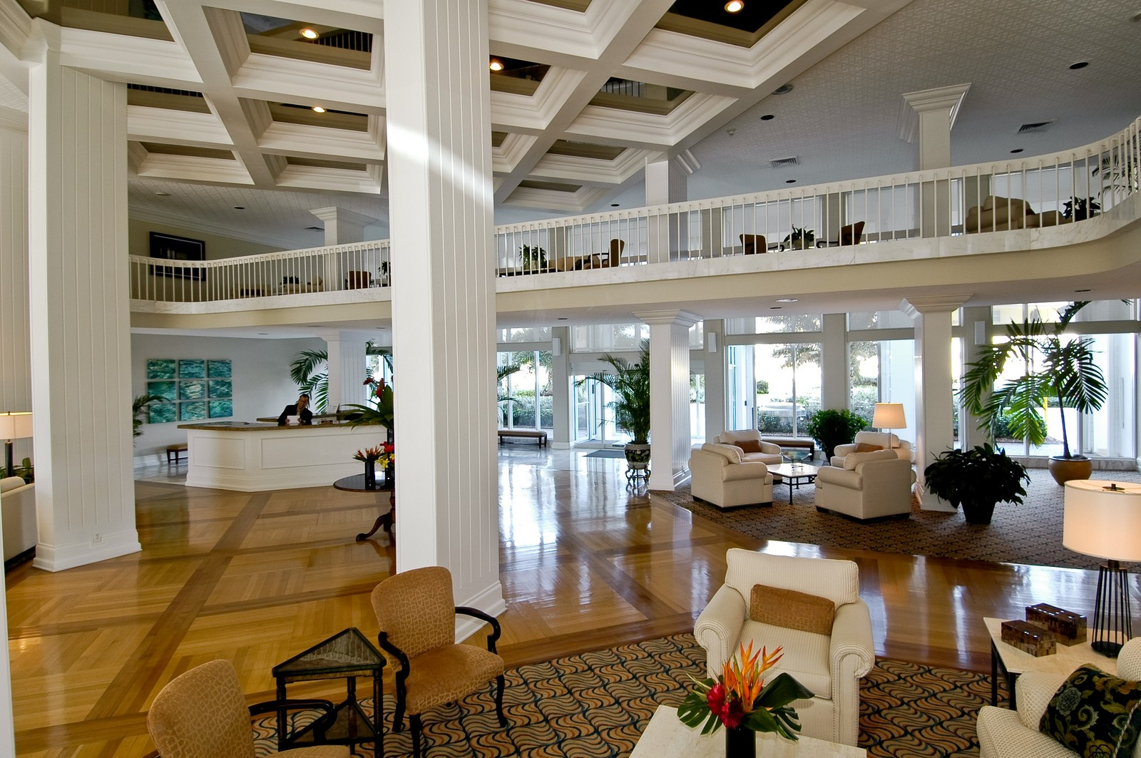 Real Estate Photography - 2200 S Ocean Ln, 206, Fort Lauderdale, FL, 33316 - Lobby