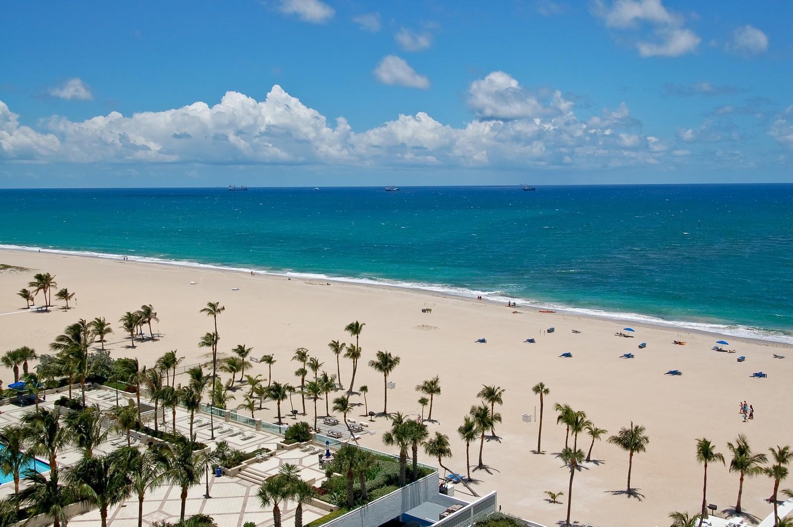 Real Estate Photography - 2200 S Ocean Ln, 1003, Fort Lauderdale, FL, 33316 - Beach