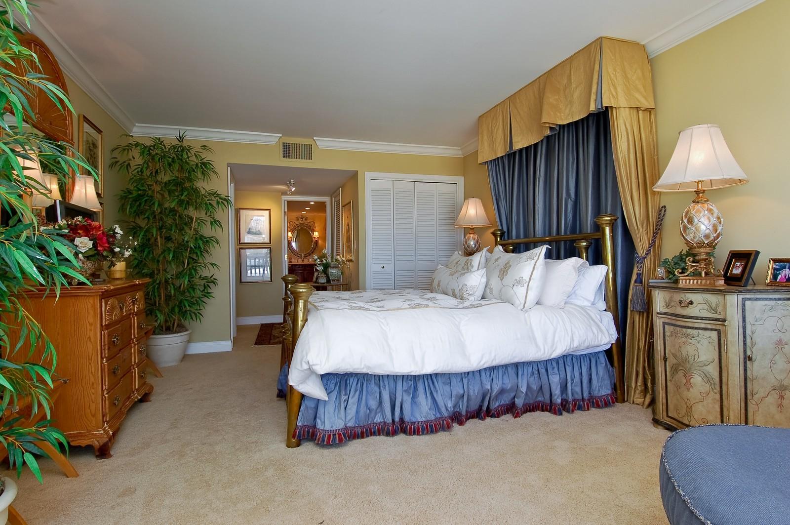 Real Estate Photography - 2200 S Ocean Ln, 1003, Fort Lauderdale, FL, 33316 - Master Bedroom