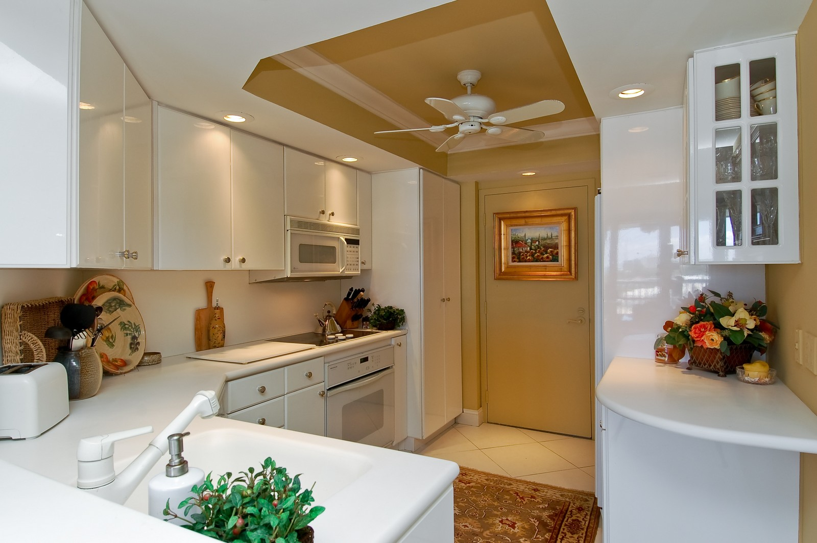 Real Estate Photography - 2200 S Ocean Ln, 1003, Fort Lauderdale, FL, 33316 - Kitchen