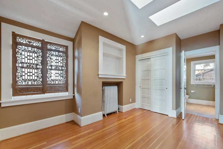 Real Estate Photography - 604 W Kinnear ST UPPER, Seattle, WA, 98119 - Master Bedroom