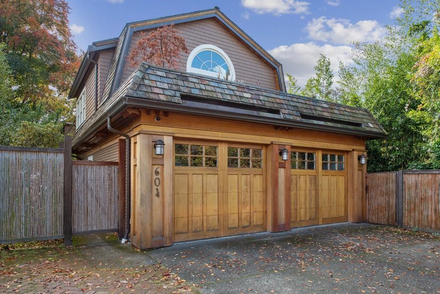 Real Estate Photography - 604 W Kinnear ST UPPER, Seattle, WA, 98119 - Garage