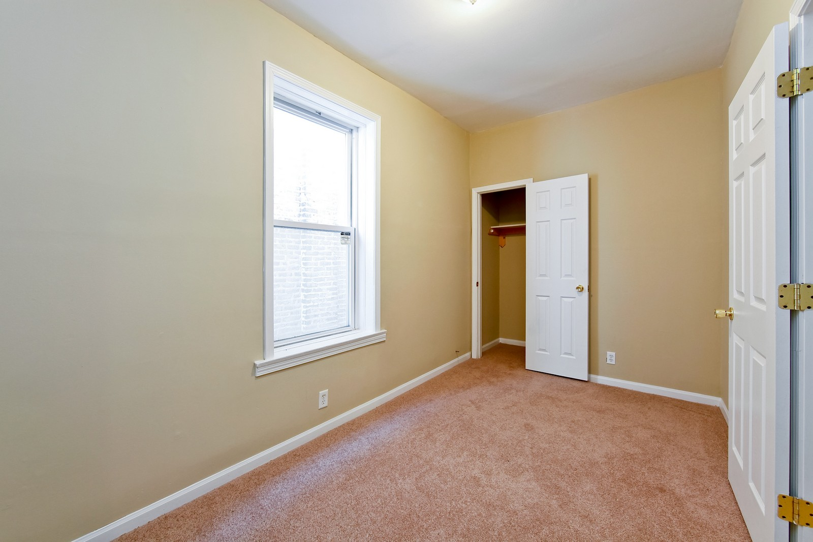 Real Estate Photography - 3332 W Polk St, Chicago, IL, 60624 - 2nd Bedroom