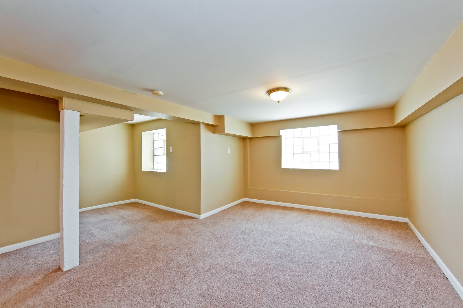 Real Estate Photography - 3332 W Polk St, Chicago, IL, 60624 - Lower Level