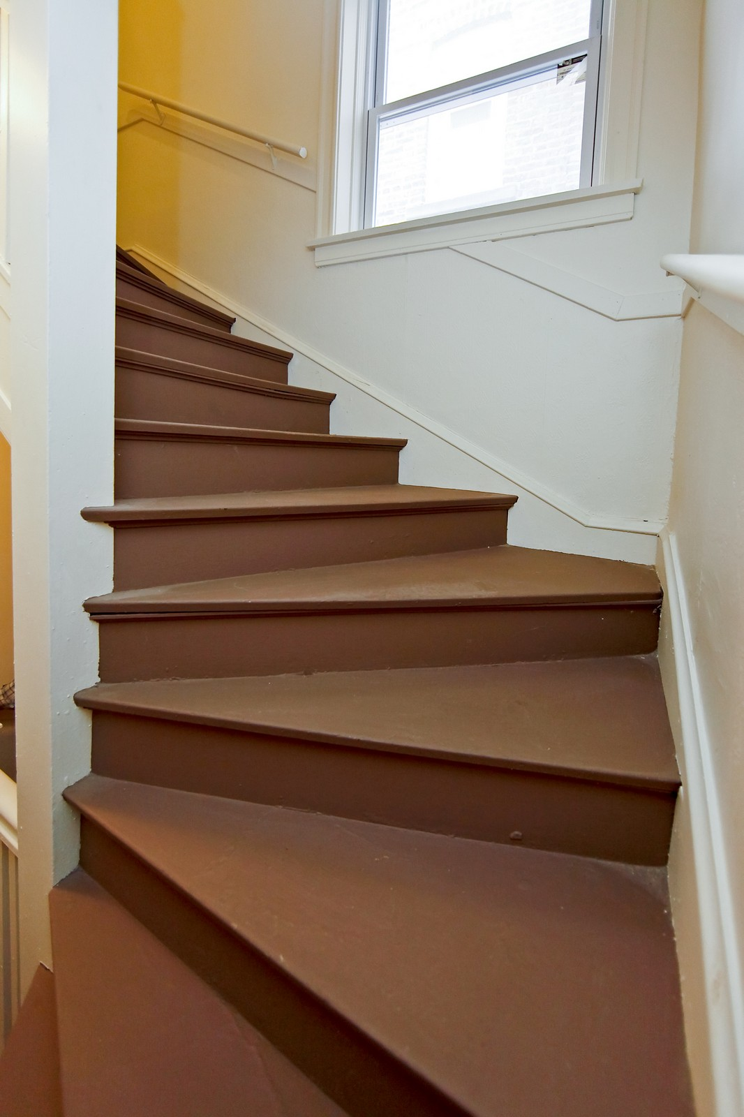 Real Estate Photography - 3332 W Polk St, Chicago, IL, 60624 - Staircase