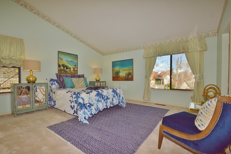 Real Estate Photography - 739 W Boyd Rd, Pleasant Hill, CA, 94523 - Master Bedroom
