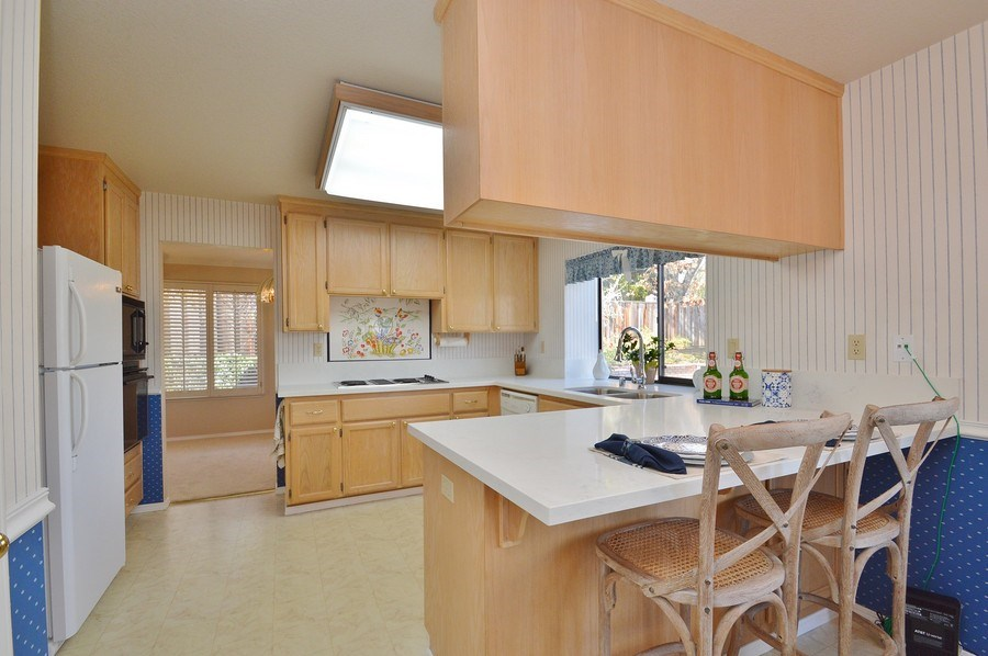 Real Estate Photography - 739 W Boyd Rd, Pleasant Hill, CA, 94523 - Kitchen