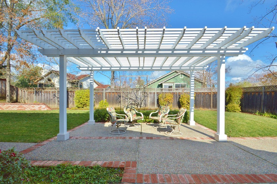 Real Estate Photography - 739 W Boyd Rd, Pleasant Hill, CA, 94523 - Back Yard