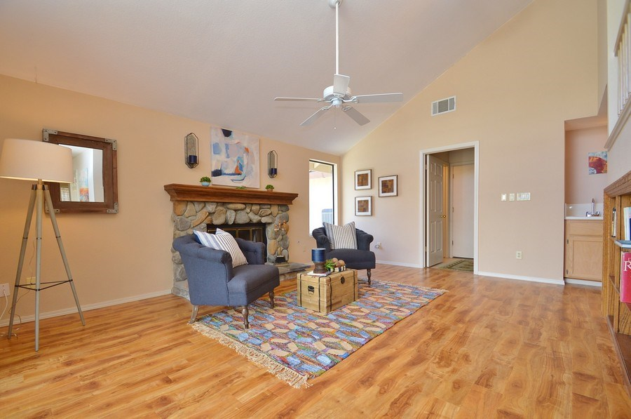 Real Estate Photography - 739 W Boyd Rd, Pleasant Hill, CA, 94523 - Family Room