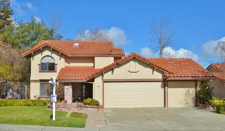 Real Estate Photography - 739 W Boyd Rd, Pleasant Hill, CA, 94523 - Front View