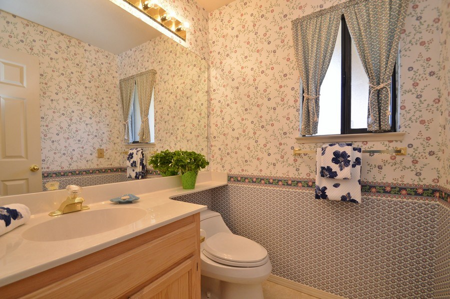 Real Estate Photography - 739 W Boyd Rd, Pleasant Hill, CA, 94523 - Half Bath