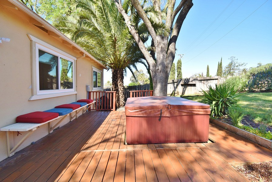 Real Estate Photography - 2988 Kennedy St, Livermore, CA, 94551 - Back Yard