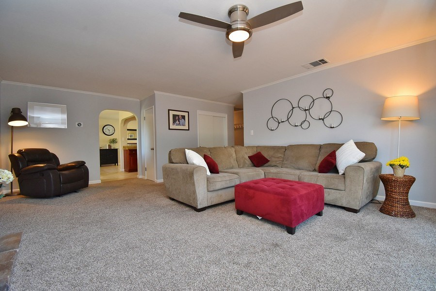 Real Estate Photography - 2988 Kennedy St, Livermore, CA, 94551 - Family Room