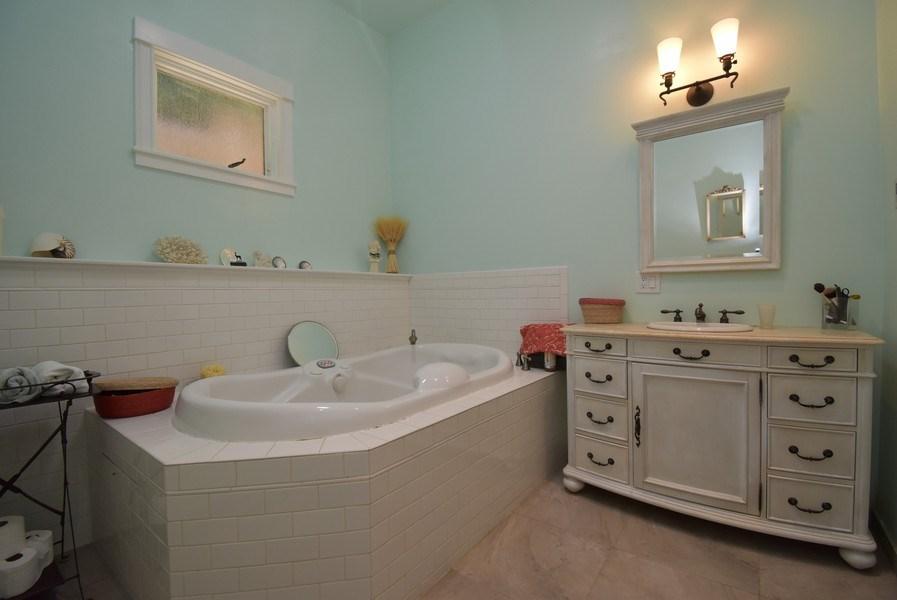 Real Estate Photography - 732 Virginia St, Vallejo, CA, 94590 - Master Bathroom