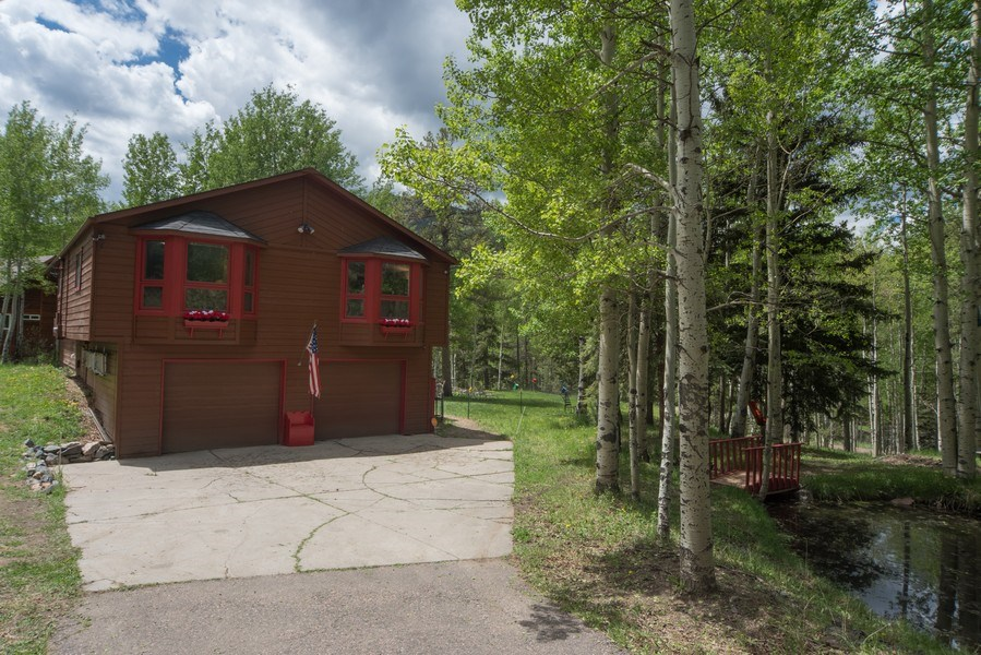 Real Estate Photography - 9030, Rex Lane, Conifer, CO, 80433 -