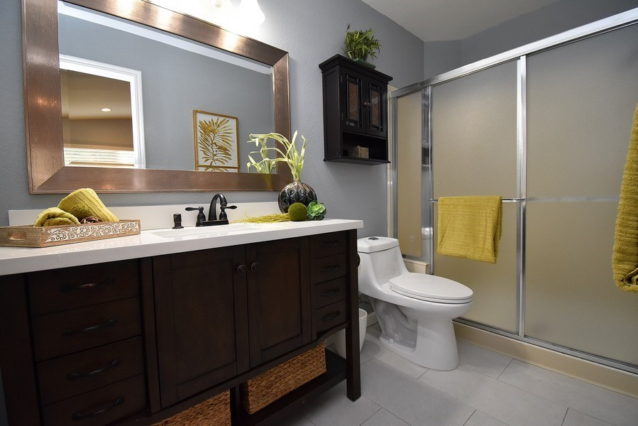 Real Estate Photography - 7 Sandpebble Ct, Danville, CA, 94526 - Master Bathroom