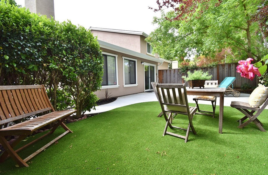 Real Estate Photography - 7 Sandpebble Ct, Danville, CA, 94526 - Back Yard