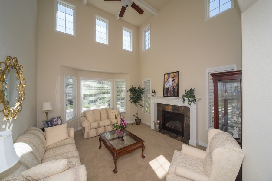 Real Estate Photography - 14345 Kalamath, Westminster, CO, 80023 - Formal Living Room