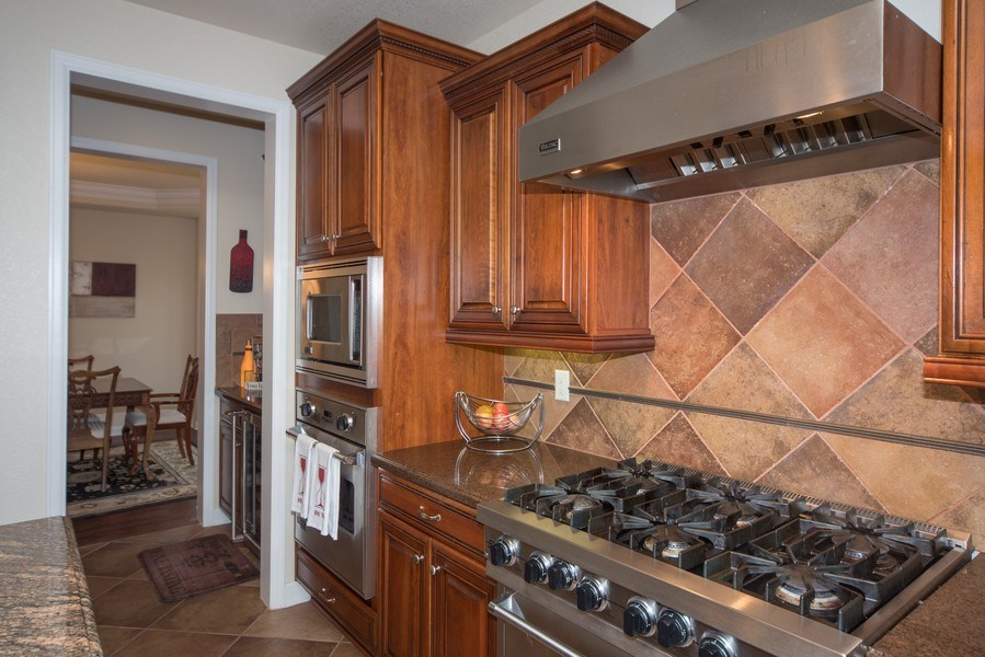 Real Estate Photography - 14345 Kalamath, Westminster, CO, 80023 - Upgraded Appliances