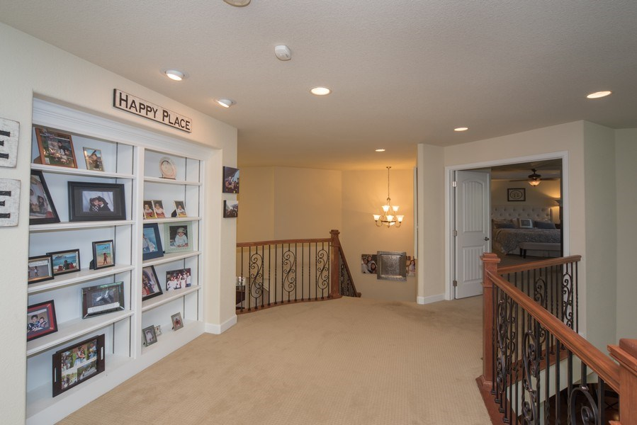 Real Estate Photography - 14345 Kalamath, Westminster, CO, 80023 - Upstairs Landing