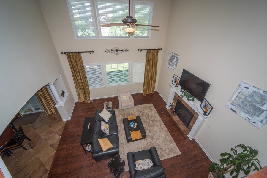 Real Estate Photography - 14345 Kalamath, Westminster, CO, 80023 - Family Room