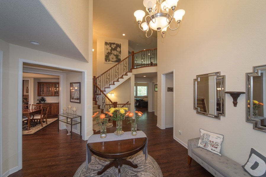 Real Estate Photography - 14345 Kalamath, Westminster, CO, 80023 - Entry Foyer