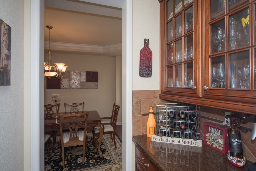 Real Estate Photography - 14345 Kalamath, Westminster, CO, 80023 - Butler's Pantry