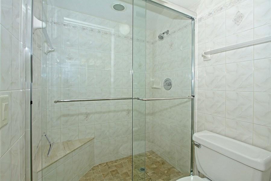 Real Estate Photography - 26340 Hickory Blvd, unit 501, Bonita Springs, FL, 34134 - Master Bathroom