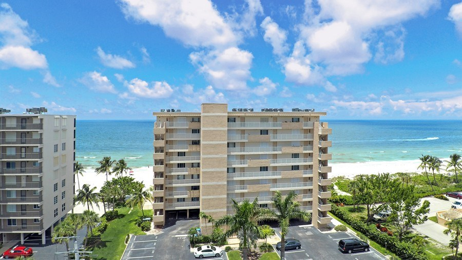Real Estate Photography - 26340 Hickory Blvd, unit 501, Bonita Springs, FL, 34134 - Front View
