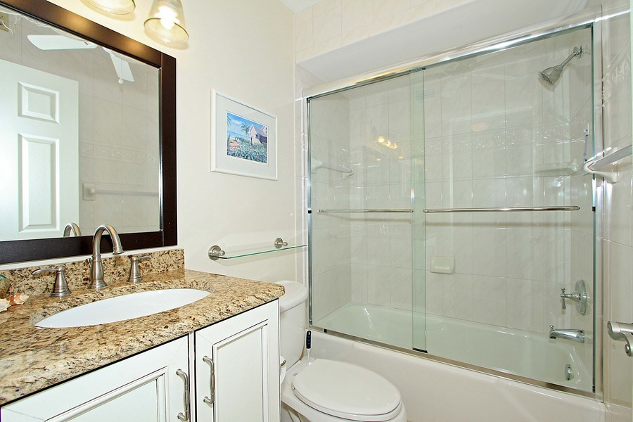 Real Estate Photography - 26340 Hickory Blvd, unit 501, Bonita Springs, FL, 34134 - Bathroom