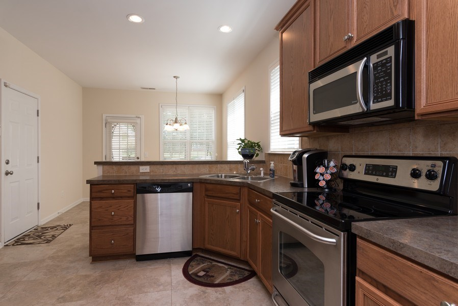 Real Estate Photography - 294 River Birch Cir, Mooresville, NC, 28115 - Kitchen
