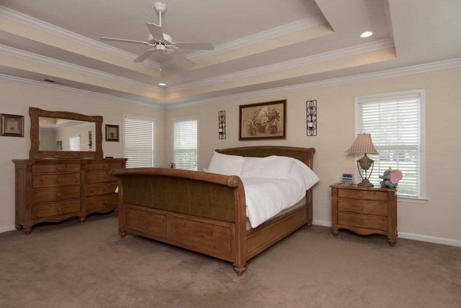 Real Estate Photography - 294 River Birch Cir, Mooresville, NC, 28115 - Master Bedroom